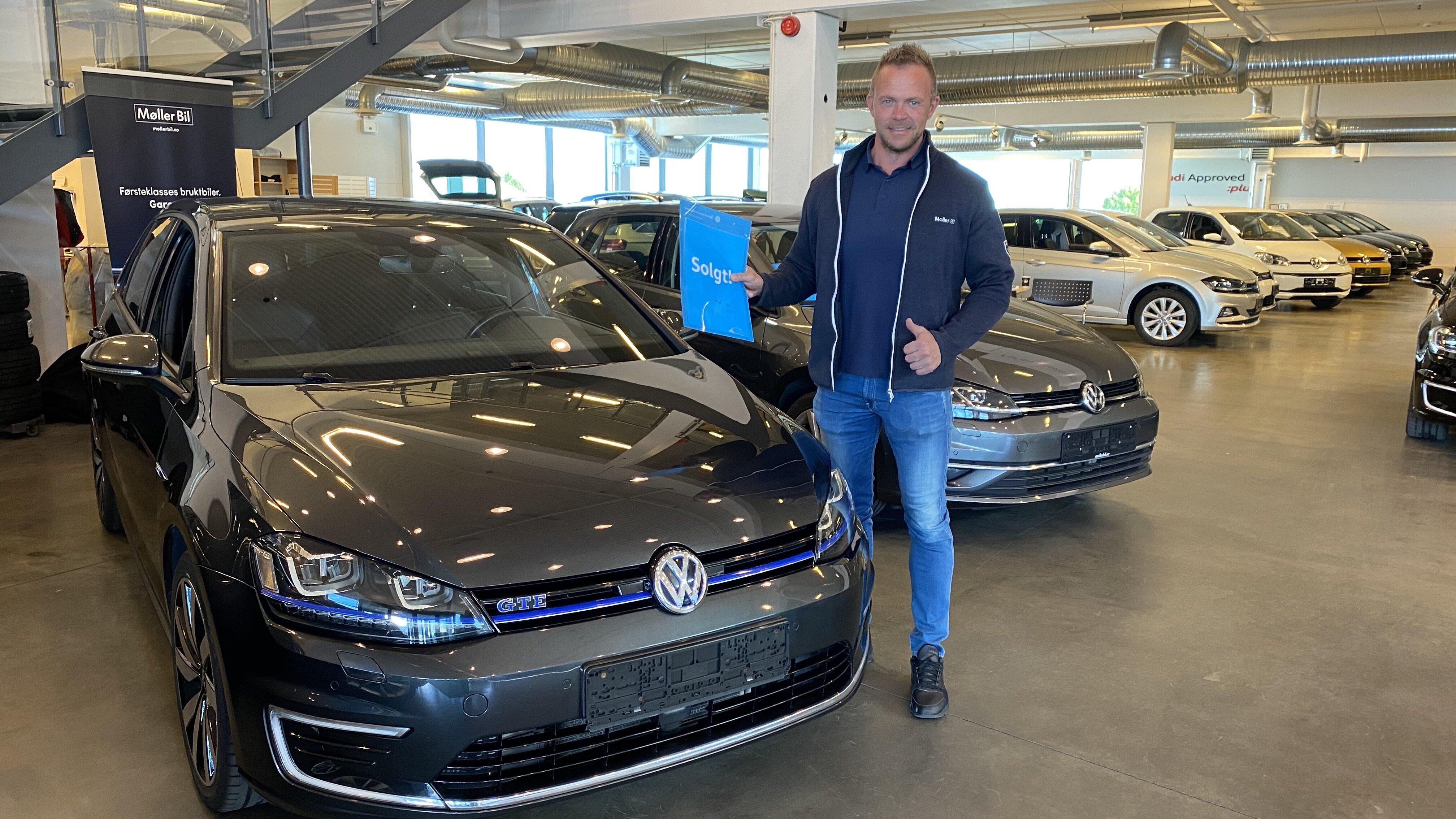 Ladestasjoner tilgjengelig hos Møller Bil Trondheim